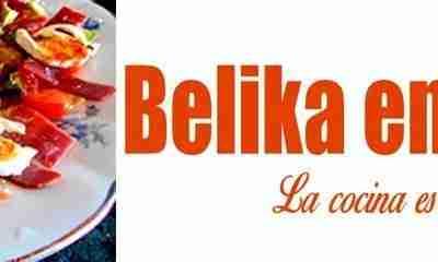 ENSALADA DE TOMATES CHERRY Y MOJAMA – Belika en la cocina