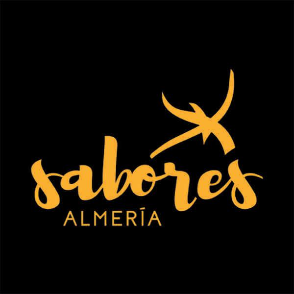 Etiqueta negra de Sabores Almería